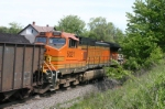Another BNSF motor goes by